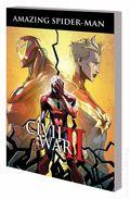 Civil War II Amazing Spider-Man TPB (2016 Marvel) 1-1ST