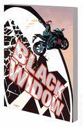 Black Widow TPB (2016 Marvel) By Mark Waid and Chris Samnee 1-1ST