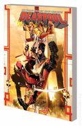 Deadpool The World's Greatest Comic Magazine TPB (2016 Marvel) 4-1ST