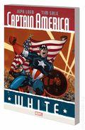 Captain America White TPB (2016 Marvel) 1-1ST