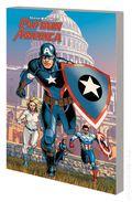 Captain America Steve Rogers TPB (2016 Marvel) 1-1ST