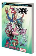 Heroes of Power: The Women of Marvel TPB (2016 Marvel) All New Treasury Edition 1-1ST