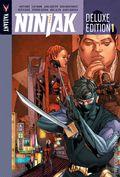 Ninjak HC (2017 Valiant) Deluxe Edition 1-1ST