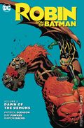 Robin Son of Batman TPB (2016 DC) 2-1ST