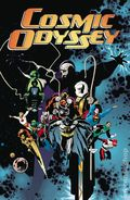 Cosmic Odyssey HC (2017 DC) Deluxe Edition 1-1ST