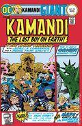 Kamandi Challenge Special (2016) 1