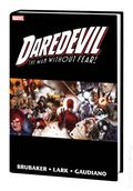 Daredevil Omnibus HC (2017 Marvel) By Ed Brubaker 2nd Edition 2-1ST