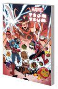 Marvel Tsum Tsum TPB (2017 Marvel) 1-1ST