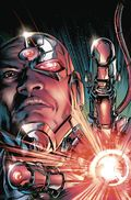 Cyborg TPB (2017 DC Universe Rebirth) 1-1ST