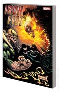 Iron Fist Book of Changes TPB (2017 Marvel) 1-1ST