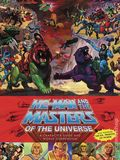 He-Man and the Masters of the Universe A Character Guid and World Compendium HC (2017 DH) 1-1ST