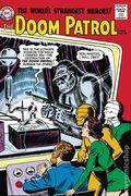 Doom Patrol The Silver Age Omnibus HC (2017 DC) 1-1ST