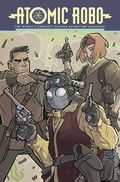 Atomic Robo and The Temple of Od TPB (2017 IDW) 1-1ST