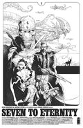 Image Giant-Sized Artist's Proof Edition Seven to Eternity SC (2017) 1-1ST
