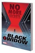 Black Widow TPB (2016- Marvel) By Mark Waid and Chris Samnee 2-1ST