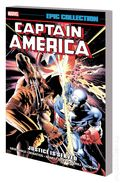 Captain America Justice is Served TPB (2017 Marvel) Epic Collection 1-1ST