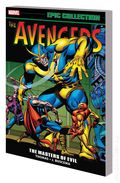 Avengers The Masters of Evil TPB (2017 Marvel) Epic Collection 1-1ST