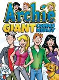 Archie Giant Comics Medley TPB (2017) 1-1ST