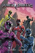 Power Rangers Aftershock GN (2017 Boom Studios) Saban's 1B-1ST
