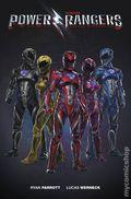 Power Rangers Aftershock GN (2017 Boom Studios) Saban's 1A-1ST