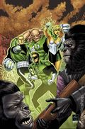 Planet of the Apes Green Lantern (2017) 2A