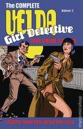 Complete Velda Girl Detective TPB (2016- Caliber) True Crime Comics 2-1ST