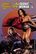 Wonder Woman Bionic Woman 77 (2016 Dynamite) 4A