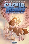 Cloud Rideers Princess Leilani and the Wind Spinners GN (2017 Hashtag Comics) 1-1ST