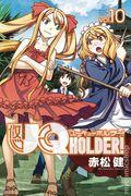 UQ Holder GN (2014 Kodansha Digest) 10-1ST