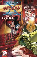 X Mickey HC (2016- Papercutz) Disney Graphic Novels 2-1ST
