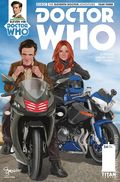 Doctor Who the Eleventh Doctor Year Three (2016) 6C