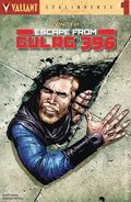 Divinity III Escape From Gulag 396 (2017 Valiant) 1A