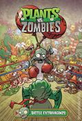 Plants vs. Zombies Battle ExtraVagonzo HC (2017 Dark Horse) 1-1ST