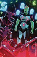 Justice League Power Rangers (2016) 4
