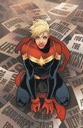 Mighty Captain Marvel (2016 Marvel) 4A