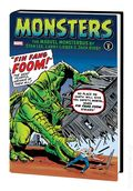 Monsters HC (2017 Marvel) Monsterbus by Stan Lee, Larry Lieber, and Jack Kirby 2-1ST