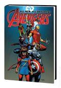 All New All Different Avengers HC (2017 Marvel) 1-1ST