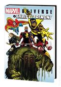 Marvel Universe HC (2017 Marvel) By Chris Claremont 1-1ST