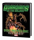 Guardians of the Galaxy Rocket Raccoon and Groot - Steal the Galaxy SC (2017 A Marvel Universe Novel) 1-1ST