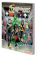 Champions TPB (2017 Marvel) 1-1ST