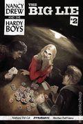 Nancy Drew Hardy Boys (2017 Dynamite) 2A