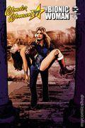 Wonder Woman Bionic Woman 77 (2016 Dynamite) 5A