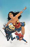Wonder Woman (2016 5th Series) Annual 1