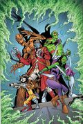 Guardians of the Galaxy Mother Entropy (2017) 1A