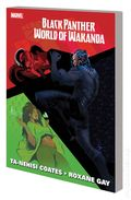 Black Panther World of Wakanda TPB (2017 Marvel) 1-1ST