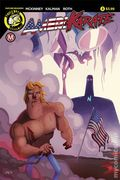 Amerikarate (2017 Action Lab) 3A