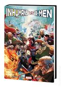 Inhumans vs. X-Men HC (2017 Marvel) IvX 1-1ST