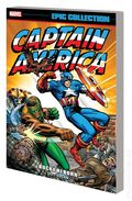 Captain America Bucky Reborn TPB (2017 Marvel) Epic Collection 1-1ST
