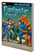 Fantastic Four The Master Plan of Doctor Doom TPB (2017 Marvel) Epic Collection 1-1ST