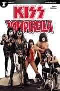 Kiss Vampirella (2017 Dynamite) 1D